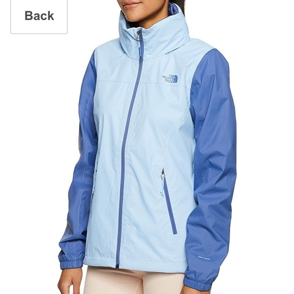 41383b81c North Face Women's Resolve Plus Rain Jacket Sz XS